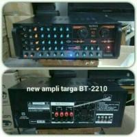 harga Power Amplifier Mixer Targa BT 2210 USB Tokopedia.com