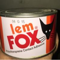 harga LEM FOX KUNING 300 GR / LEM KARPET SENDAL KULIT HPL KARET Tokopedia.com