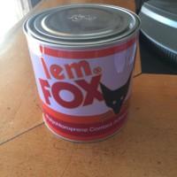 harga LEM FOX KUNING 600 GR / LEM KARPET SENDAL KULIT HPL KARET Tokopedia.com