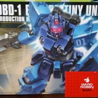 HGUC 1/144 Gundam Blue Destiny Unit 1 (Bandai)
