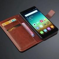 Xiaomi Mi4i/mi4c Flip Pu Leather Wallet Case Cellphone Cover