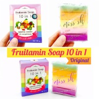 Jual Fruitamin Soap 10in1 by Wink White Original Murah