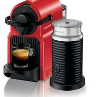 BREVILLE i Nespresso Inissia with AEROCINNO bundle - Red