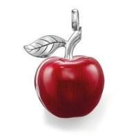 Liontin Apple - Locket Pendant (Bisa dibuka)