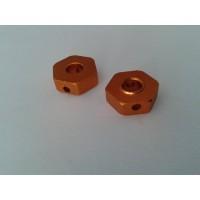 harga Rc Car accesories 1/10 BUGGY Rear Wheel Hex 12mm alloy  Tebal (2.0mm) Tokopedia.com