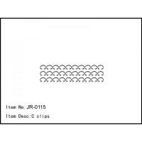 RC Car/Plane/Boat Caster Racing JR-0115 C CLIPS E CLIP 3mm