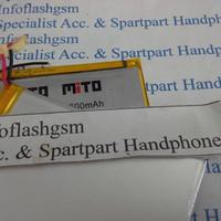 Baterai Mito Tab Tablet Mito T81 / T75 Original 100%