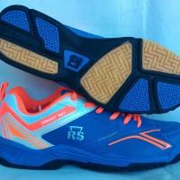 Sepatu Badminton /Bulutangkis RS Sirkuit 567 (Blue/White)