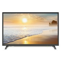 "Toshiba LED TV Series Pro 24"" - 24L1600 Hitam :: Garansi Resmi"