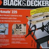 Black & Decker WorkMate WM225 Meja Kerja Clamping Workbench Sawhorse
