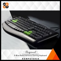 E-Blue Elated Advance Gaming Keyboard - Extra Keys