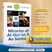 Buku Miracles of Al Quran & As Sunnah Dr Zakir Naik - Aqwam