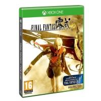 Kaset Xbox One Game : Final Fantasy Type-0 Hd