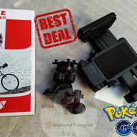 Holder Phone/GPS/android di stang sepeda dan motor sport murah
