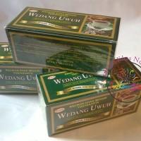 Jual Wedang Uwuh / Uwoh instan-CELUP [isi 20 sachet] Minuman Raja MATARAM Murah