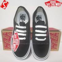 Promo Sepatu Sekolah Perempuan SMP SMA Sepatu Vans Auth MURAH