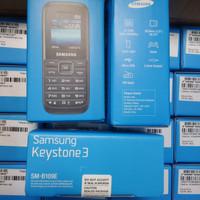 Hp Samsung Keystone 3 / B109e / Baru / Garansi Resmi Sein