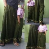 sarung celana anak ( sarcel anak, celana sarung, sarung model celana )