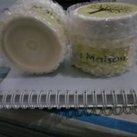 MASKER KEFIR PREMIUM SUSU KAMBING MASQUE MAISON White Kefir