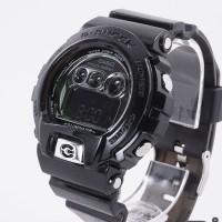 G Shock DW-6900 Black Silver Glossy