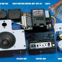 harga 53957 Tamiya Multi-function Control Unit - Pick-up Truck (mfc-02) Tokopedia.com