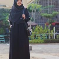 harga Gamis Hari Hitam / Hijab Alila Tokopedia.com