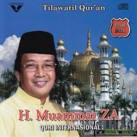CD H Muammar Za Tilawatil Qur'an Surah Luqmaan Ayat 12-15