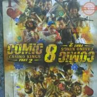 Comic 8 Part 2 - Dvd Original Ekonomis