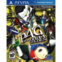 Kaset Game PS Vita Persona 4:The Golden The Best Version Reg 3 English