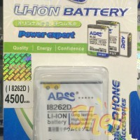 BATERAI DOUBLE POWER ADSS SAMSUNG GALAXY CORE DUOS I8262 4500mAh