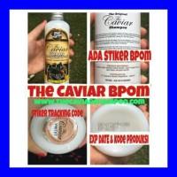 Caviar Shampoo - Menumbuhkan Rambut Mencegah Kebotakan, Sampo Kuda