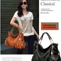 harga Tas Tenteng Selempang Black Hitam Rumbai Leather Kulit Wanita Import Tokopedia.com