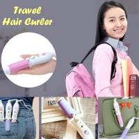 Travel Hair Curler Catokan mini catok curly rambut keriting salon top