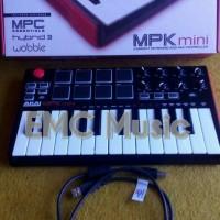 Keyboard / Keyboard Controler AKAI MPKmini