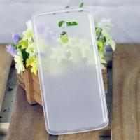 Acer Liquid E700 Pudding Soft TPU Gel Phone Cases White - MURAH