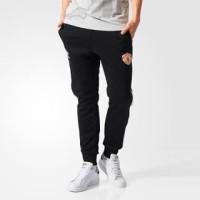 Adidas Manchester United Superstar Track Pants Black Original
