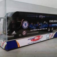 harga miniatur bus chelsea fc Tokopedia.com