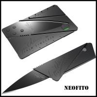Sinclair 2 Cardsharp Hidden Knife - Black