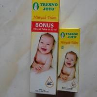 PROMO !!! Minyak Telon tresno joyo 100ml FREE 30ml