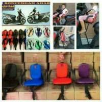 harga Boncengan Anak, Sepeda Motor Matic, Rangka Besi, Ready Banyak Warna Tokopedia.com