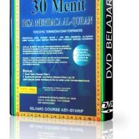 DVD VIDEO 30 MENIT BISA MEMBACA AL-QURAN