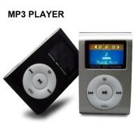 New Portable MP3 Music Player LCD Screen Mini Clip Pemu Diskon