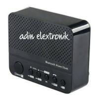 harga SPEAKERT BLUETOOTH FOR JAM DIGITAL ALARM MICRO SD RADIO SUPER BASS Tokopedia.com