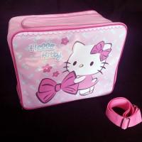 harga Baby Bag Organizer Hello Kitty Pink Tas Perlengkapan Bayi Kado Travel Tokopedia.com