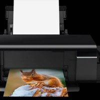 EPSON L-805 PRINTER 6 WARNA HIGH QUALITAS + TINTA