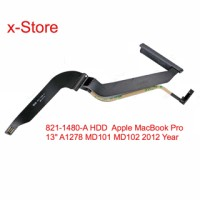 """821-1480-A For Macbook Pro Unibody 13"""" A1278 HDD Hard Drive Cable 2012"""