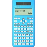harga Canon Dot Matrix Scientific Calculator F 718S BL - Biru Tokopedia.com