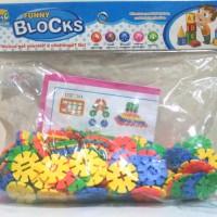 Mainan edukatif Bombiq funny block / mainan jadul modernisasi