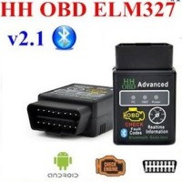 Mini Elm 327 Bluetooth V2.1 Hh Obd Obd2 Car Scanner Diagnostic Tool