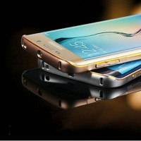 Bumper Gold Samsung Galaxy A3 Metal Alumunium list gold